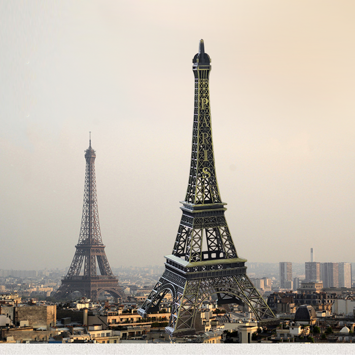 World Famous French Eiffel Tower Creative Decoration