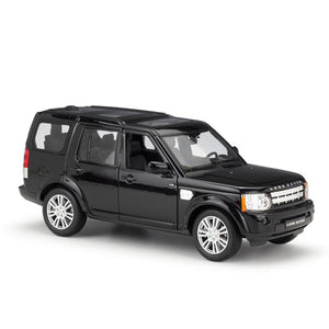 Black Version ~ 1:24 Land Rover Discovers Model Cars Diecast Toy Car