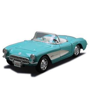 Chevrolet 1957 Corvette C1 Model Cars | 1:24 Scale Model 1 Color