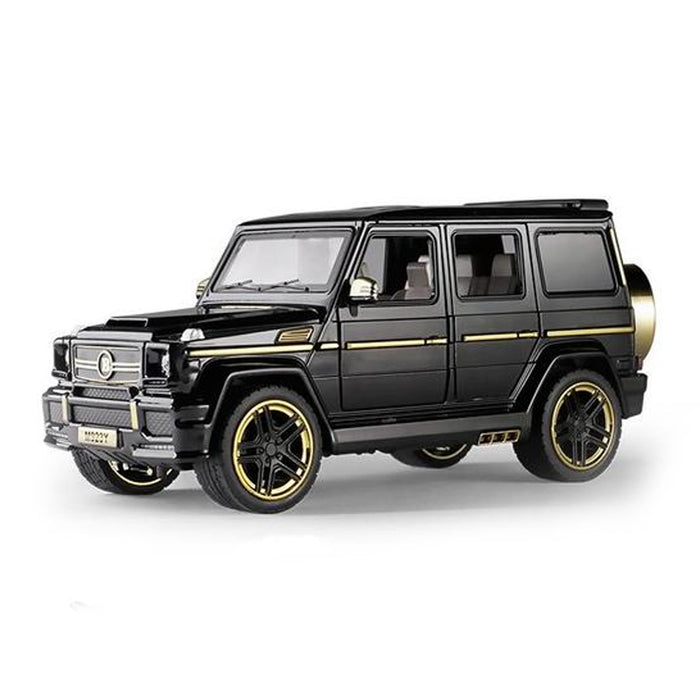 Brabus G65 Diecast 1:24 Scale Model Car