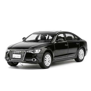 1:18 Scale Alloy Model Cars | 2012 Audi A6L | Kamory-us