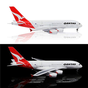 Kamory Model Airplane | AirBus A380 Model Airplane | Qantas Airlines