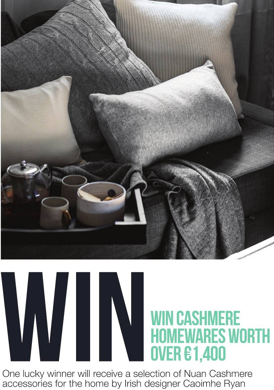 Irish Country Magazine - Cashmere Prize