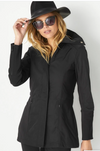 TRAVEL CITY SLICK long jacket
