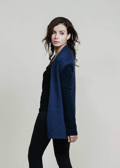 Two-Toned Cardigan