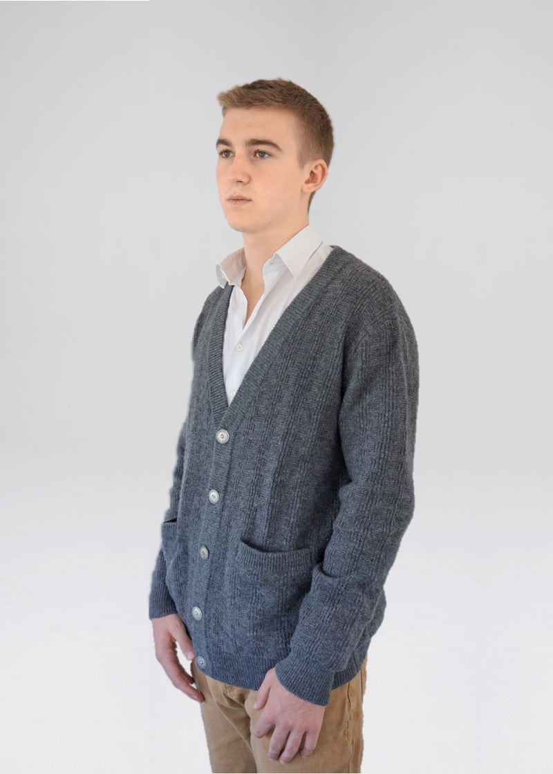 Crosshatch Cardigan