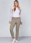 Peggy Curvy Zippered Pant