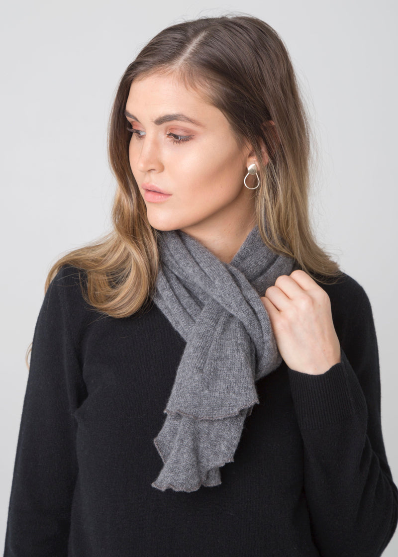 Edged Scarf