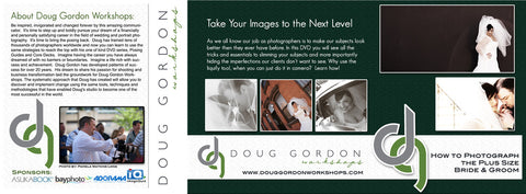 Doug Gordon Plus Size subject posing