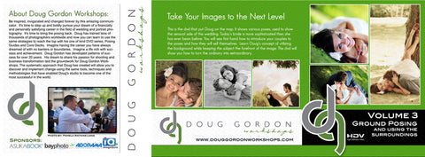 Doug Gordon presents Bride and Groom: Sensual Ground Posing and Using the Surroundings Reg - $139