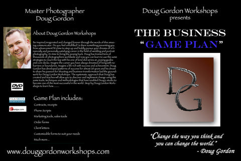 Doug Gordon business plan