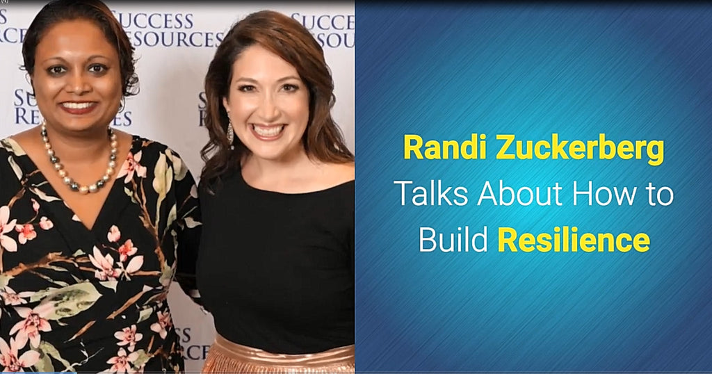 Randi Zuckerberg on Building Resilience