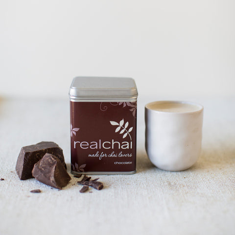 RealChai Chocolate Tin