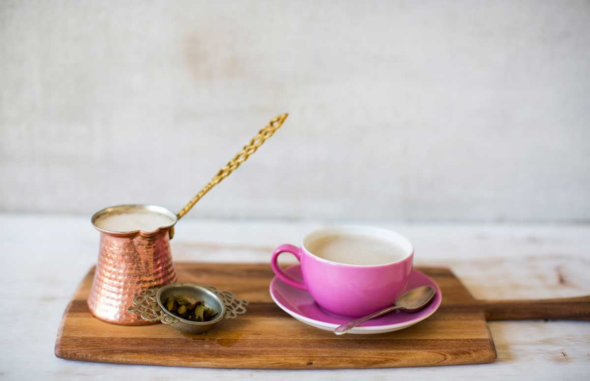 ELEVATE YOUR CUSTOMER'S CHAI EXPERIENCE