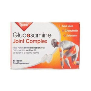 Optima Joint Complex with Aloe Vera Glucosamine & Chondroitin 60tabs