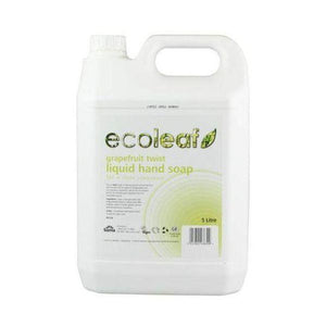 Ecoleaf Liquid Hand Soap 5ltr