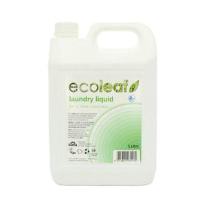 Ecoleaf Laundry Liquid 5ltr