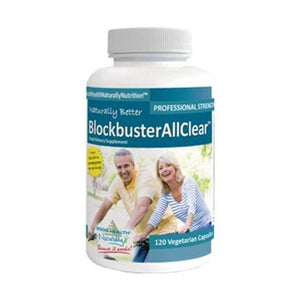 Good Health Naturally Blockbuster AllClear 120caps