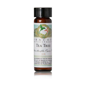 Tisserand Tea Tree Organic Essential Oil 20ml