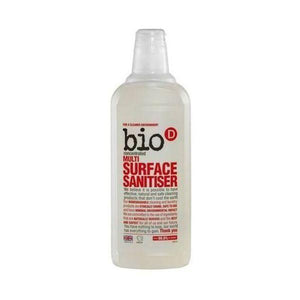 Bio-D Multi Surface Sanitiser (formerly Multi Surface) 750ml