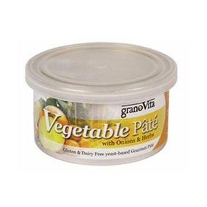 Granovita Vegetable Pate in Tin 125g