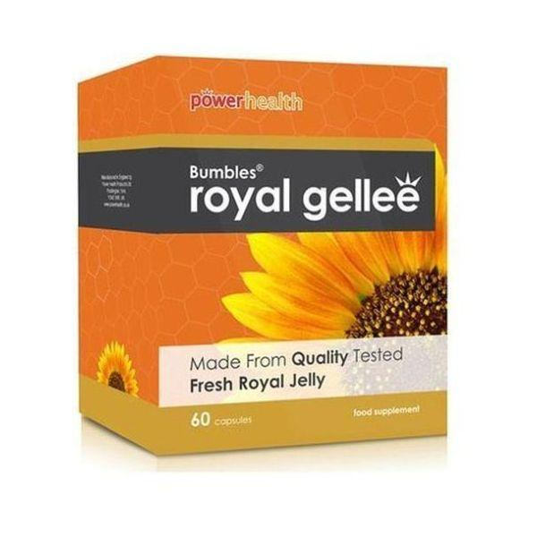 Power Health Bumbles Royal Gellee 500mg Economy 60caps