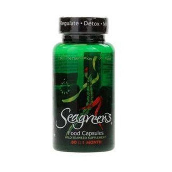 Seagreens Food Capsules 60caps