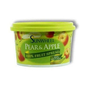 Sunwheel Pear n Apple Sugar Free Spread 300g