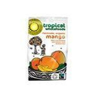 Tropical Wholefoods Organic Sun Dried Mango - Fairtrade 100g