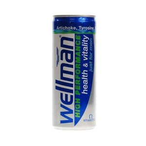 Vitabiotics Wellman High Performance Energy Drink 250ml