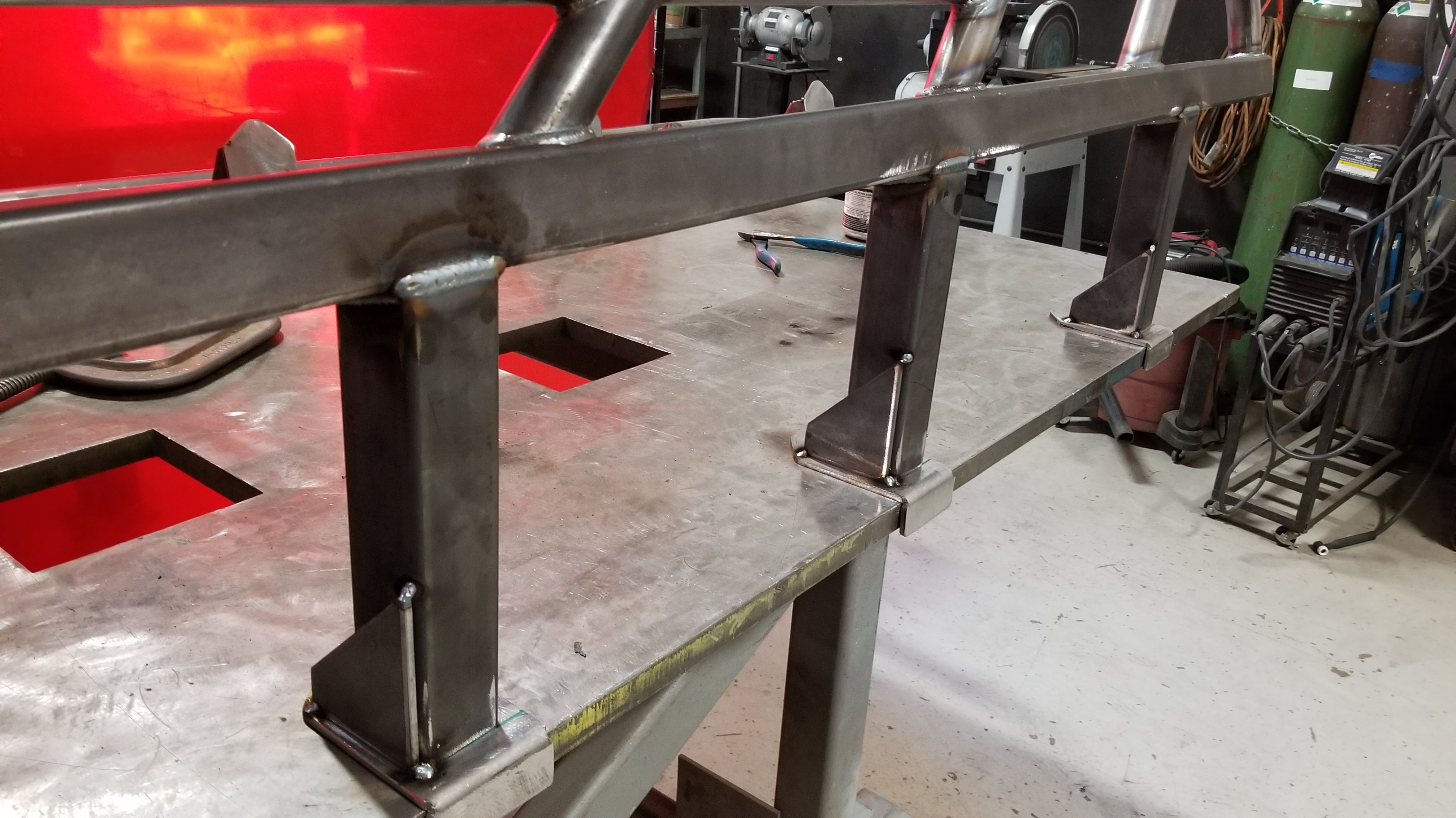 WELDING ROCK SLIDERS