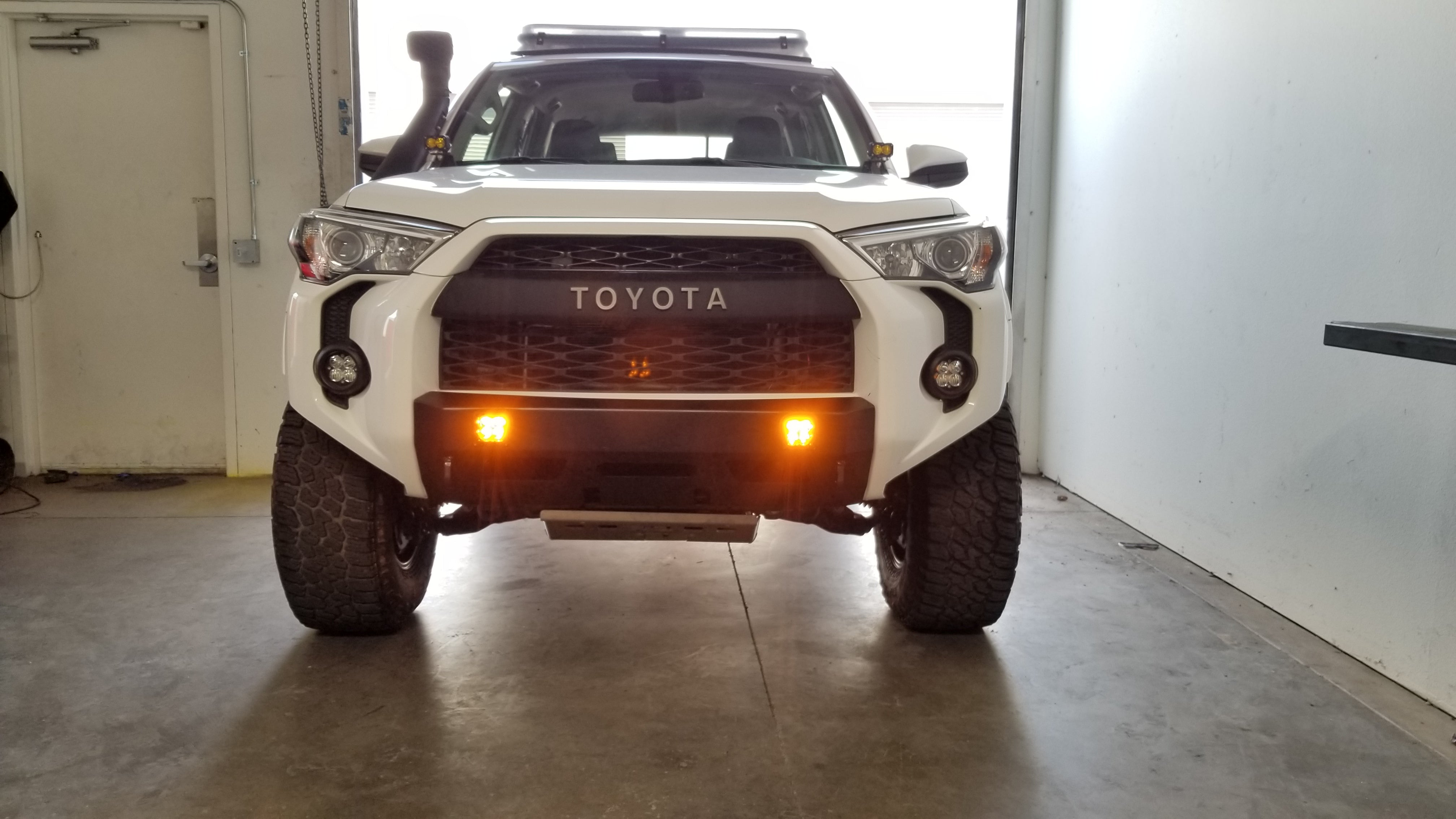2014 2020 Toyota 4runner Low Key Bumper Outgear Solutions