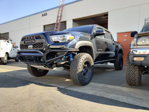 2016-2020 Toyota Tacoma Rock Sliders