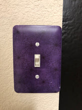 Load image into Gallery viewer, Spiderweb Light Switch Plate Cover