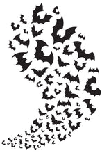 Load image into Gallery viewer, Flying Bats pack wall decals