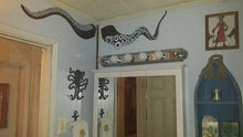 Load image into Gallery viewer, Large Kraken Octopus Tentacles Vinyl Wall Decal - Pillbox Designs
