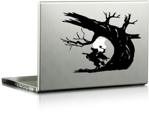 Sleepy Hollow Headless Horseman Die Cut Decal - Pillbox Designs