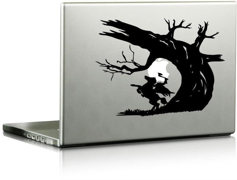 Sleepy Hollow Headless Horseman Laptop / Car Vinyl Decal