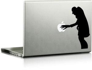 Nosferatu Shadow Die Cut Decal - Pillbox Designs