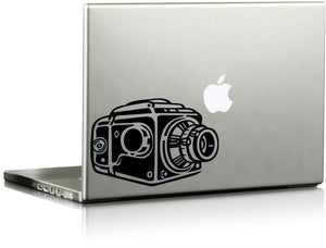 Hasselblad Camera Die Cut Decals - Pillbox Designs