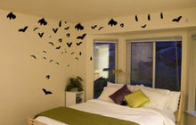 Load image into Gallery viewer, Soar and Slumber Bat Pack Vinyl Decal - Pillbox Designs