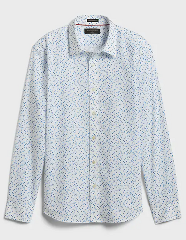 banana republic dress shirt