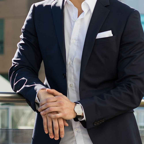 mens suit armhole fit