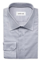 grey professional dress shirt