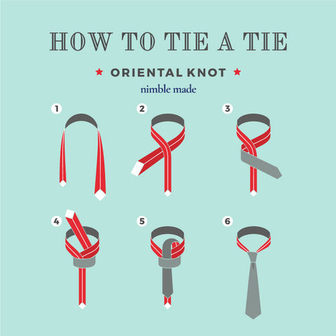how to tie a simple knot
