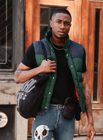 insulated vest mens spring
