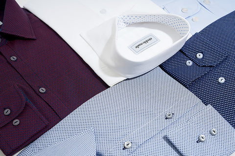 mens dress shirt collection