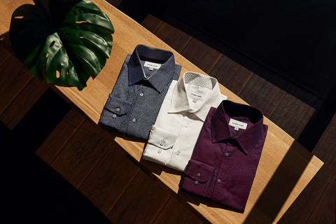 how to dress different colors for a man