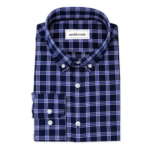 nimblemade-blue-and-white-flannel