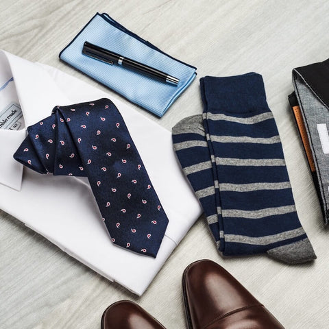 mens professional office fashion